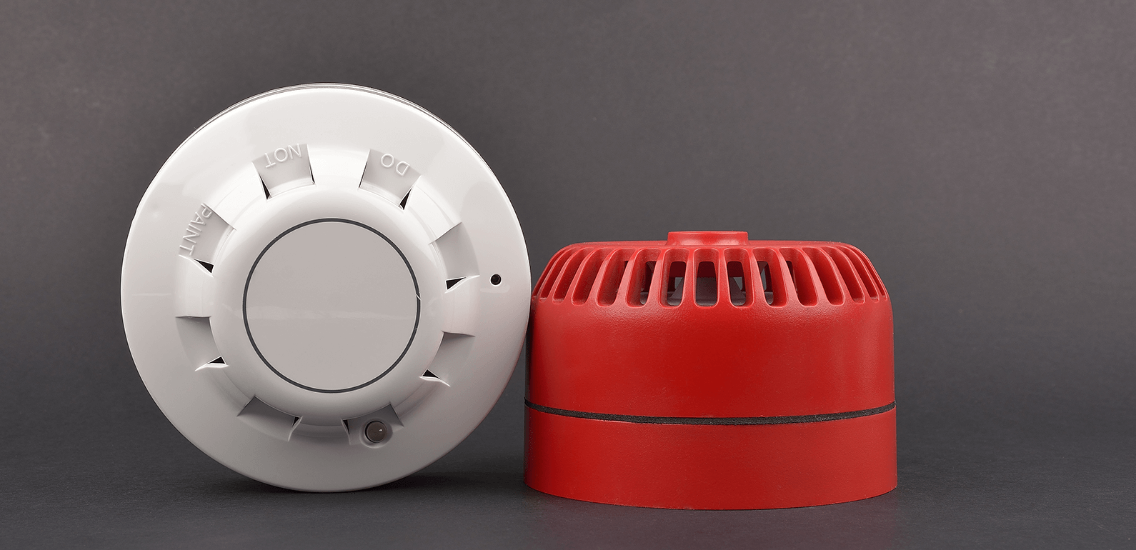 Installation or fire alarm in London